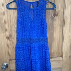 💜 Identity Young Girl's Dress Small NWOT
